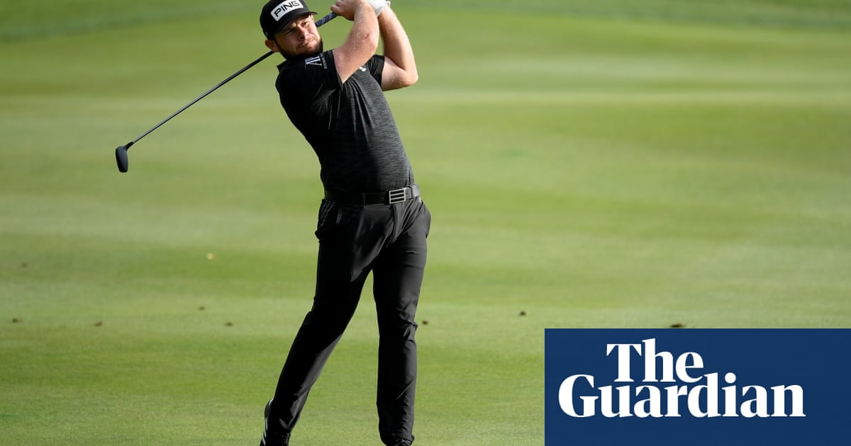 Tyrrell Hatton inspired as he makes huge strides towards Abu Dhabi title
