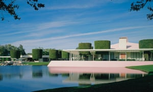 Sunnylands by A Quincy Jones and Frederick E Emmons, 1966.