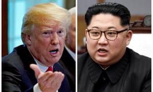 Donald Trump and Kim Jong-un will meet a week from now in Singapore.