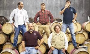 The Douro Boys.