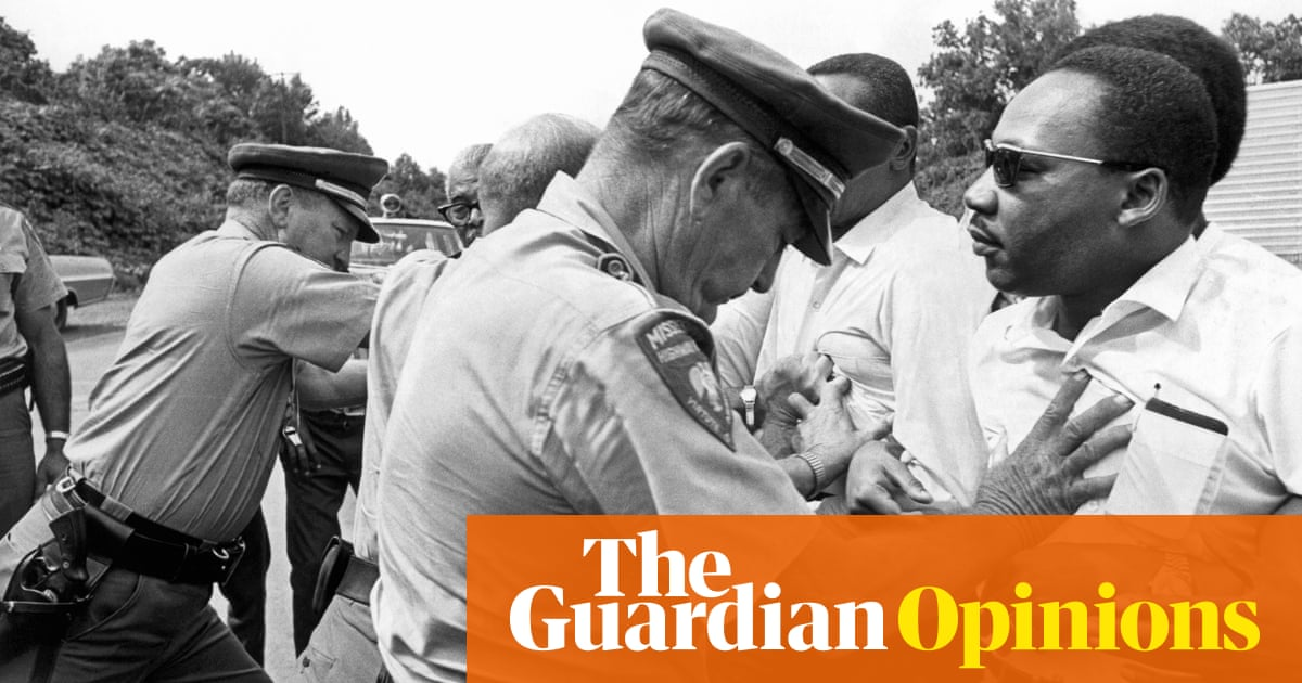 Martin Luther King Jr was a radical. We must not sterilize his legacy