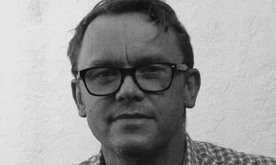 Chris Vick, author of Kook.
