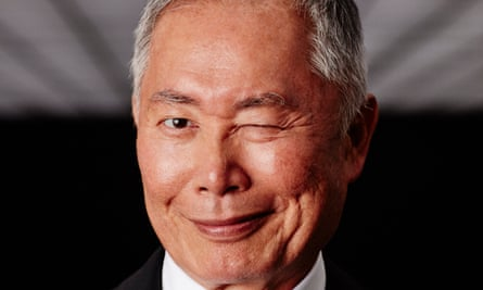'Star Trek meant that the Earth's strength lay in diversity': George Takei.