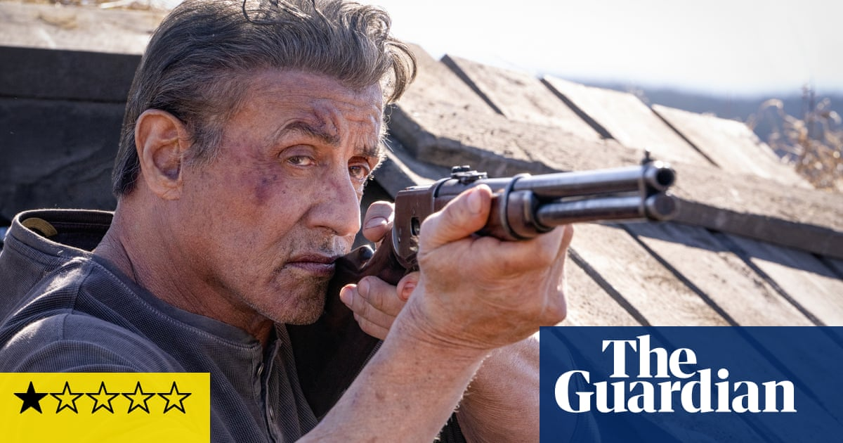 Rambo: Last Blood review – Stallone storms Mexico in a laughable Trumpian fantasy