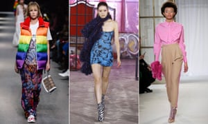 Offerings from Burberry, Halpern and Delpozo at London fashion week
