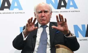 Former prime minister John Howard said Scott Morrison is 'a good communicator' and 'an aggressive problem solver'.