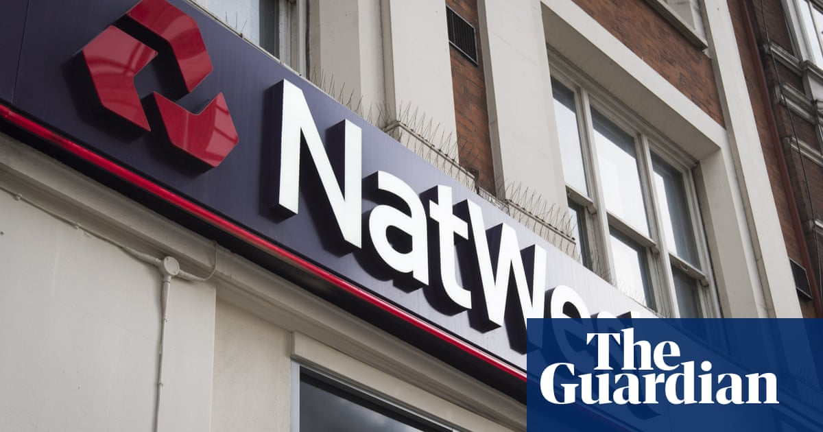 Treasury sells £1.1bn of NatWest shares back to bank