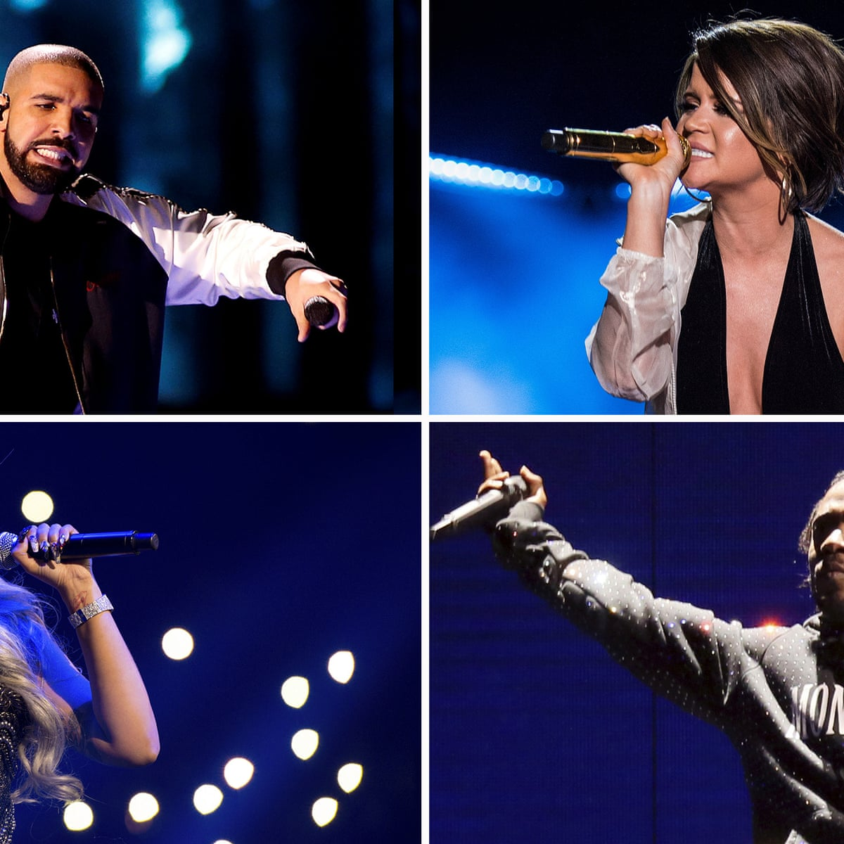 grammy nominations 2019 cardi b kendrick lamar and drake lead the pack grammys the guardian grammy nominations 2019 cardi b