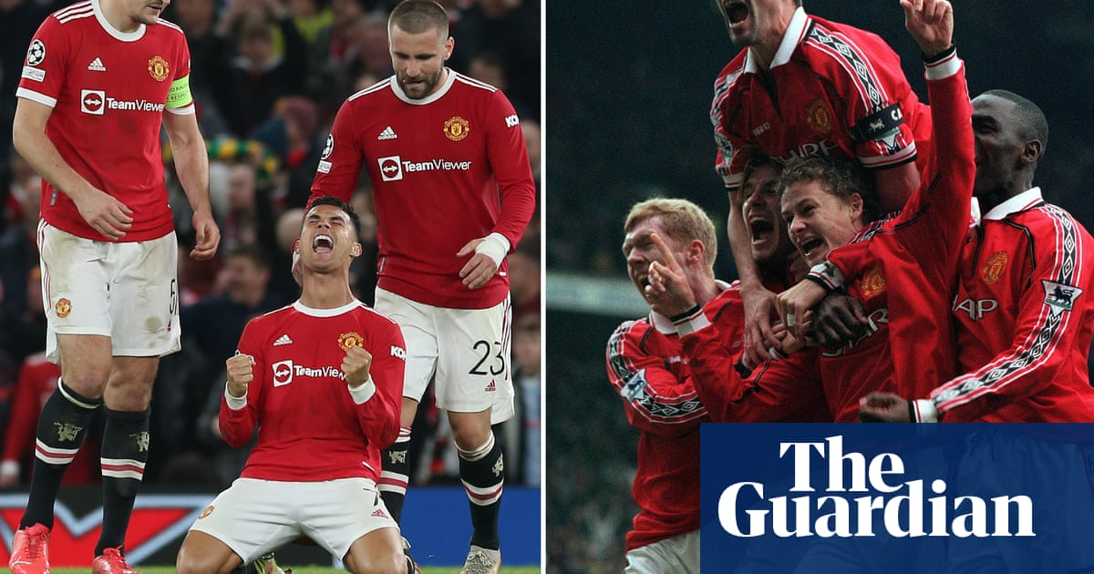 While a match has a pulse, Solskjær's Manchester United will still believe