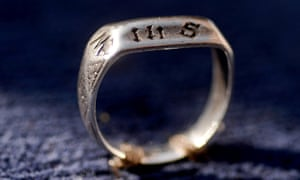 the ring attributed to Joan of Arc
