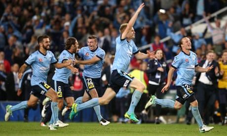 Sydney FC breathe sigh of relief as season of domination is justly rewarded | Sam Perry