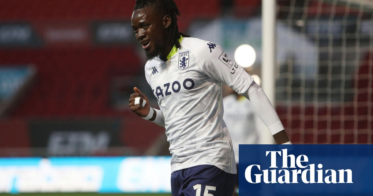 Bertrand Traoré hits volley on debut as Aston Villa see off Bristol City