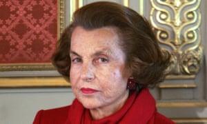 Liliane Bettencourt in 2005.
