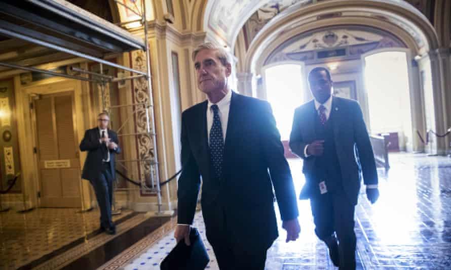 Robert Mueller: in Donald Trump's sights?