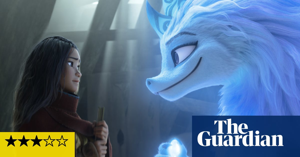 Raya and the Last Dragon review – charming and stylish Disney tale
