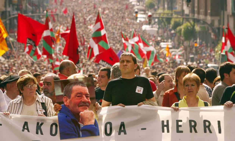 Arnaldo Otegi in June 2005.