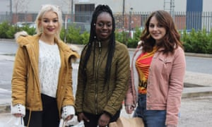 The Trouble with Topshop gives more time to whether three young shoppers will defect to one of its high-street rivals.