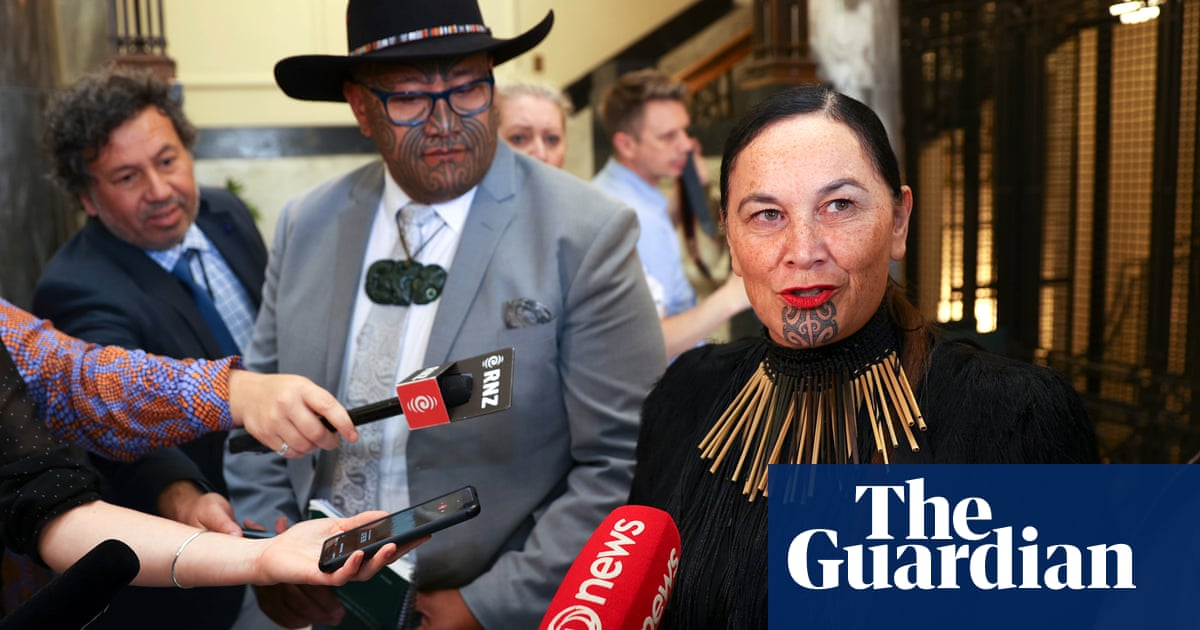 New Zealand Māori party launches petition to change country's name to Aotearoa