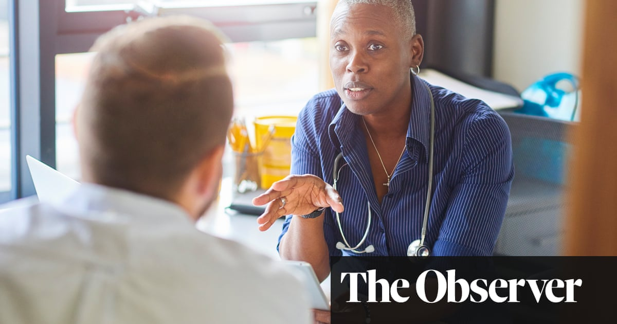 'GPs fob us off': most trans people avoid the doctor when they're sick