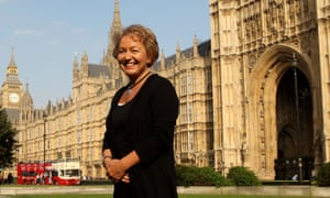Shadow Chief Whip of the Labour Party Rosie Winterton.