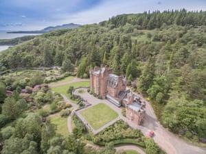 Fantasy Castles: Acharacle, Highland