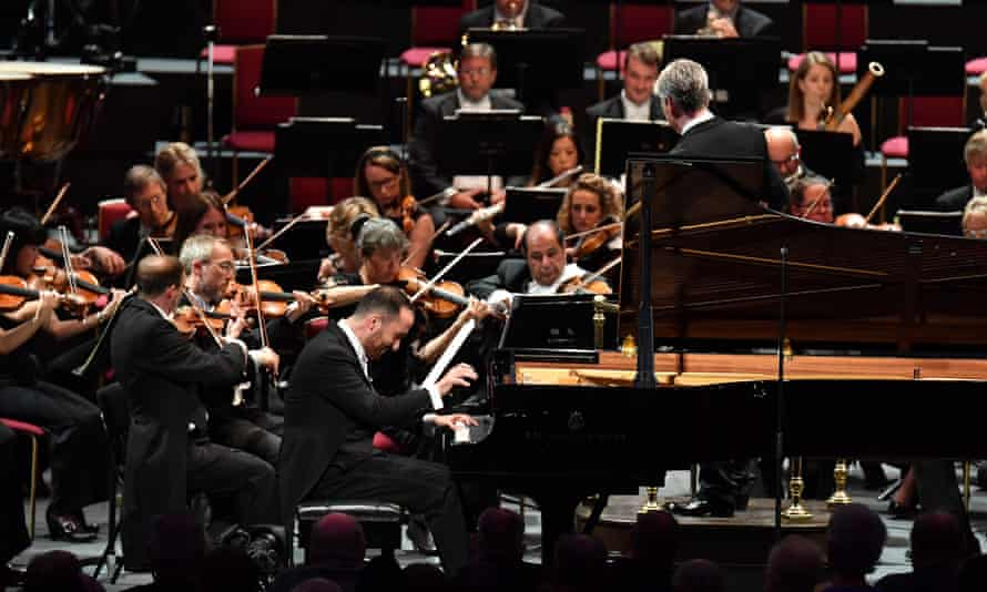 A chance to hear it again... Igor Levit performs Beethoven's Piano Concerto No. 3 with the BBC Symphony Orchestra conducted by Edward Gardner on the opening night of the 2017 Proms.