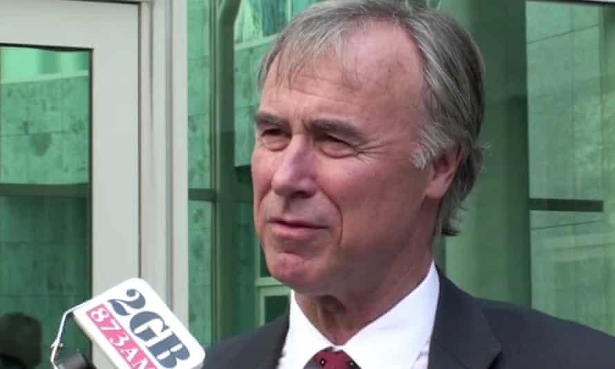 Liberal MP John Alexander