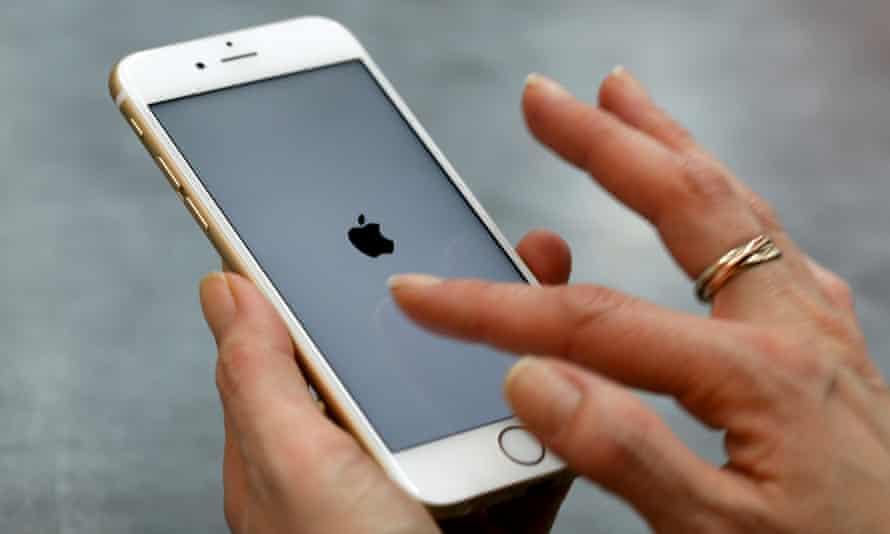 iphone 6 rebooting