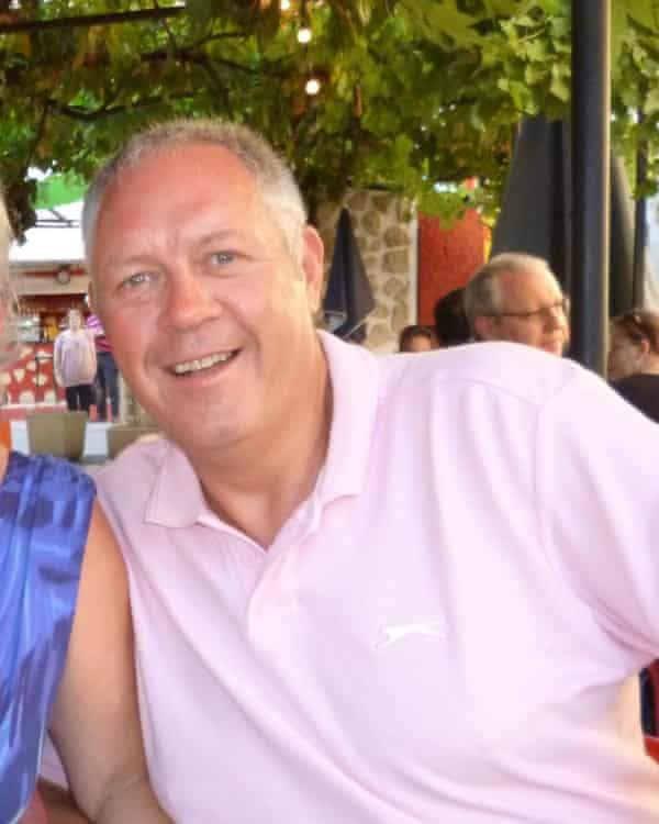Tony Clay, who died in April after contracting Covid-19 aged 60