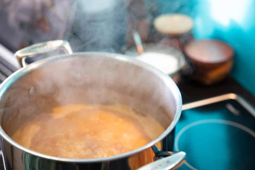 Somali Oat and Meat Soup recipe, Shurbad. A community-led project and cookbook called Cooking, Recovery & Connections was created by residents of North Melbourne and Flemington. Victoria, Australia.
