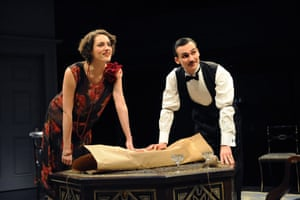 Later that year, she played a bright young thing, Leila Arden, opposite Henry Lloyd-Hughes in a production of the 1929 Patrick Hamilton thriller Rope at the Almeida.