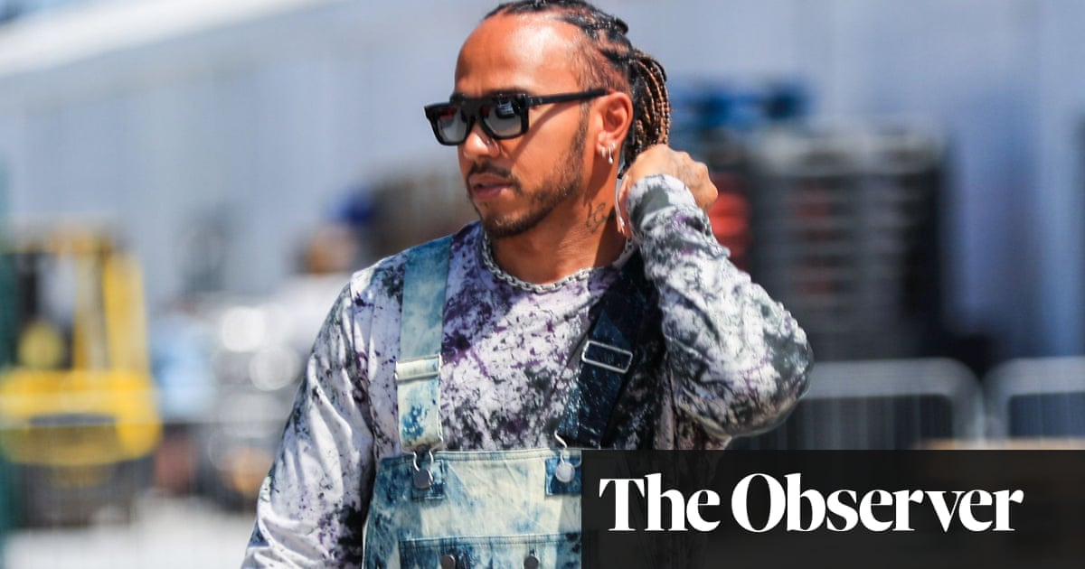 Grace in current adversity may be the truest measure of Lewis Hamilton yet