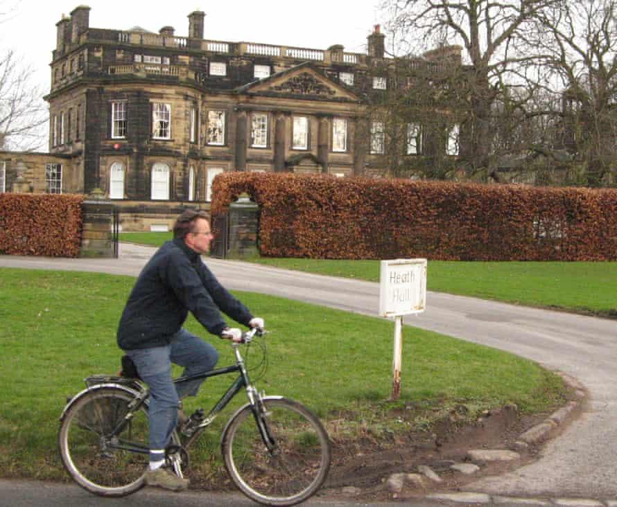 Mansion in Heath, near Wakefield