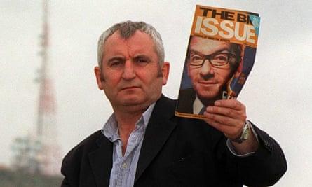 John Bird, founding editor of the Big Issue.