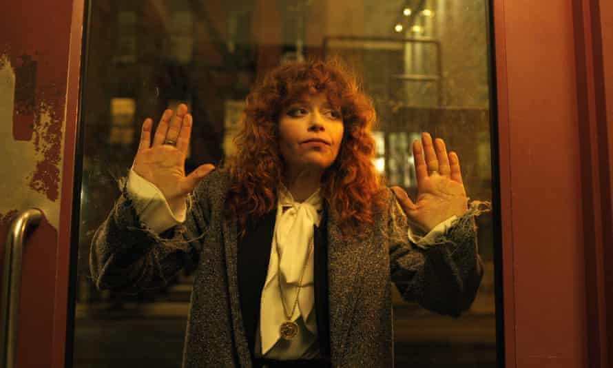 Natasha Lyonne in Russian Doll: the role she was born to play.