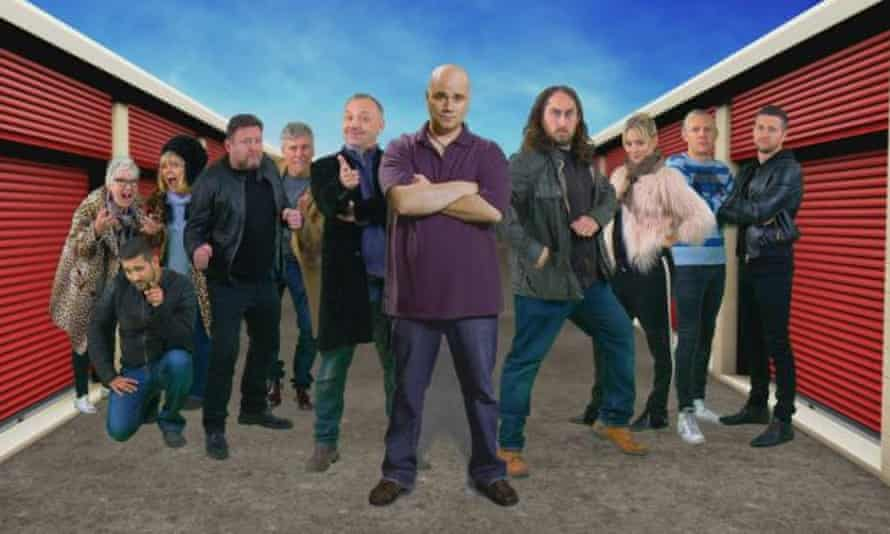Storage Hunters UK: Celebrity Special was the UKTV network's best-performing single show of 2015