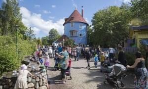 Moominworld in Naantali, Finland