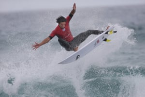 Connor O'Leary winning the 2019 Carve Pro, Maroubra, February 2019