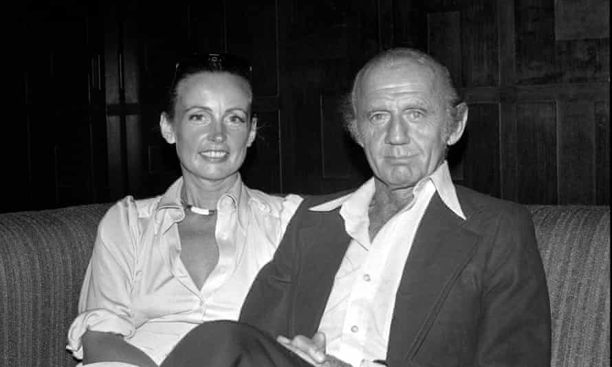 Former Australian prime minister Billy McMahon with his wife Sonia