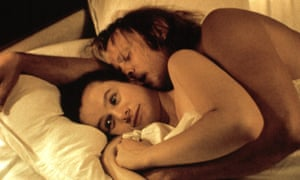 Emily Watson and Stellan Skarsgard in von Trier's 1996 film: 'I'm very curious,' the director said of the opera.