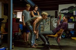 Still from Australia Day, the new film Kriv Stenders