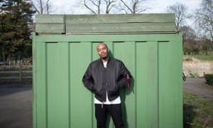 Dane Baptiste, a thoughtful dissector of Britishness.