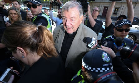 Australian Catholic University vice-chancellor Greg Craven provided Cardinal George Pell with a character reference during his sentencing hearing