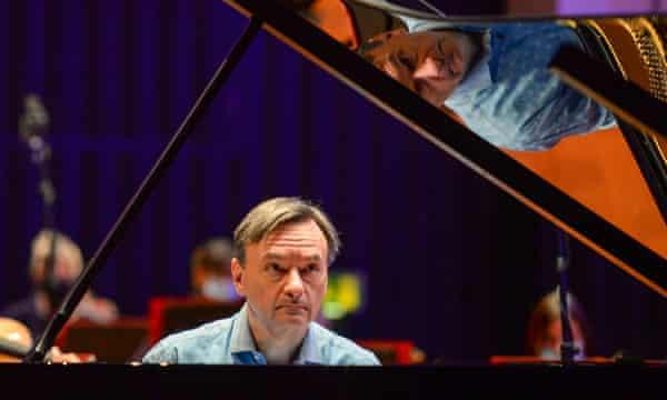 A wonderfully flexible performance... pianist Stephen Hough.