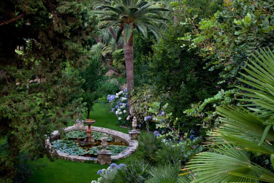 Giardini Di Villa Della Pergola