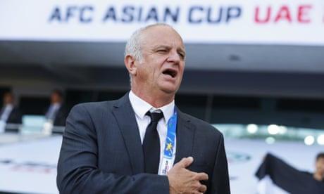 Australia v Syria: Asian Cup 2019 – live!