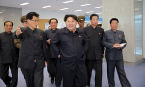 'Visiting the Ssuk Islet, an islet of science, everyone will know well about the validity and vitality of the policy of the WPK (Worker's Party of Korea) which has been constantly directing big efforts to the development of science and technology,' Kim was quoted as saying by KCNA.