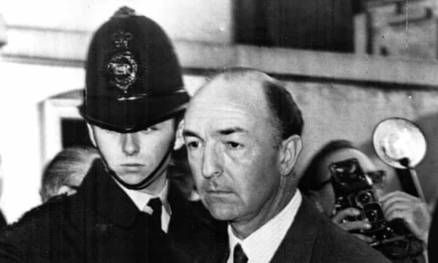 John Profumo in 1963.