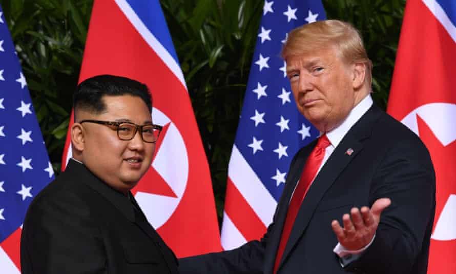 "Top Obama-era diplomat Kurt Campbell praised the ""extraordinarily bold strokes"" of outgoing President Donald Trump's North Korea diplomacy."