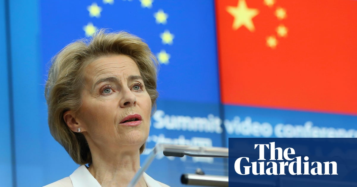 European leaders condemn China over 'deplorable' Hong Kong security bill thumbnail